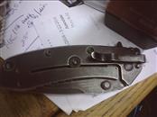KERSHAW Pocket Knife SPEEDSAFE